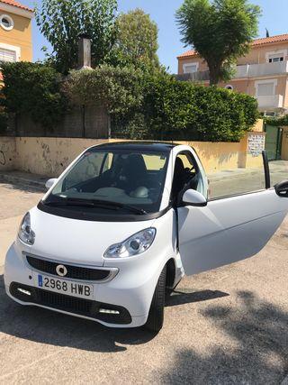 Smart 2014 Blanco Automático