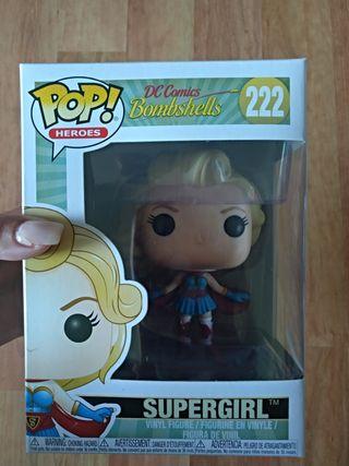 Funko pop Supergirl