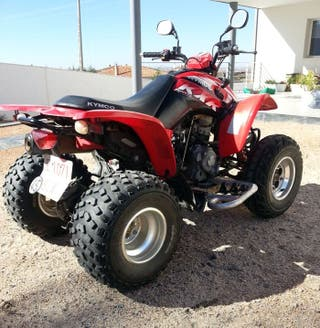 Quad Kymco KXR 250cc - Rojo