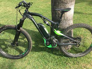 Bicicleta electrica LAPIERRE talla M