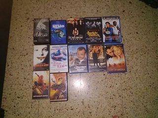 VHS Películas