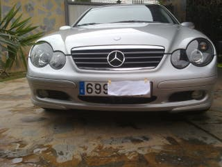 Mercedes-Benz CL Coupe 2002