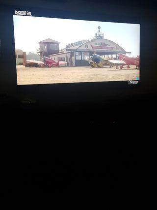 vendo una tv de 47 purgada