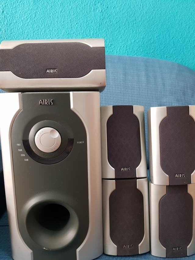 Grabadora cd Pioneer + regalo Altavoces 5.1 Airis