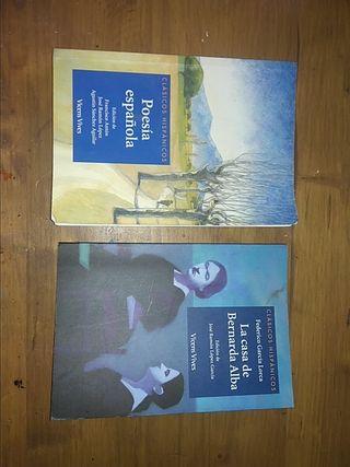 Libros de 2do Bachillerato