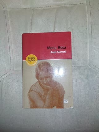 """Libro """"Maria Rosa"""""""