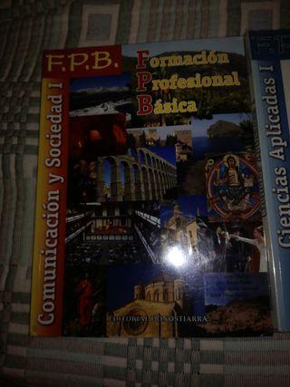 4 libros de gestión administrativa básica 1°año
