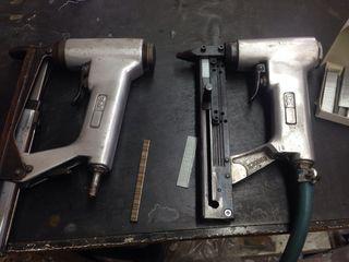 Pistolas de grapas y clavosr