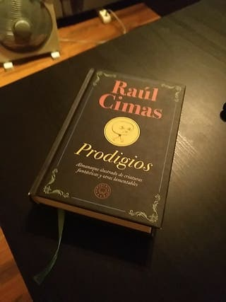 Prodigios Raul Cimas Libro