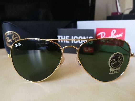 Gafas de sol Ray-Ban Aviador Originales nuevas de segunda mano por ... 1ac6938cde