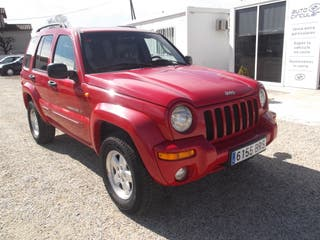 Jeep Cherokee 2002 limited edition