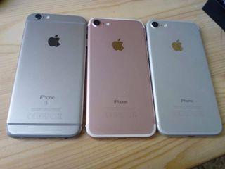Tres Iphone 6 y 7 URGE VENTA