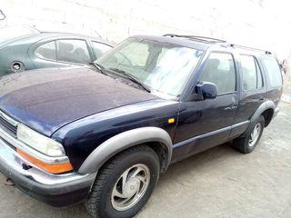 En Lanzarote. Chevrolet Blazer 4. 3 v6.