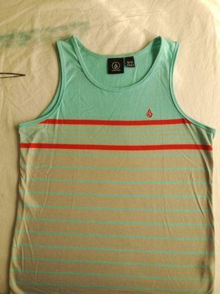 camiseta tirantes niño 10 Volcom