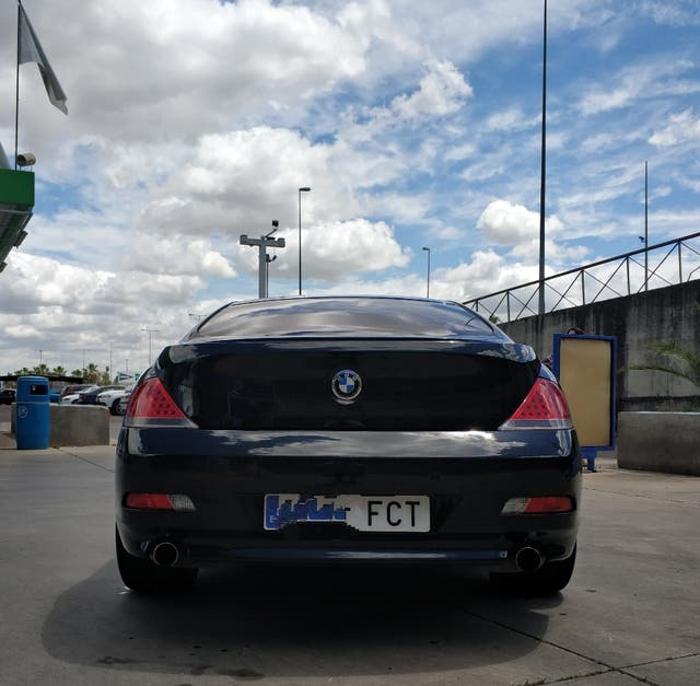 BMW Serie 6 2006