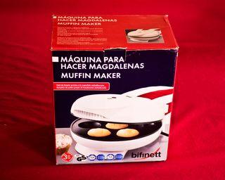 Máquina de hacer Muffins