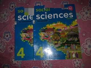 Libro 4°Primaria Social Sciences