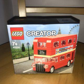 Lego Autobus Londres exclusivo a estrenar