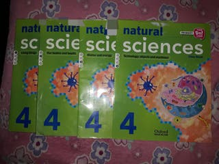 Libro 4°Primaria Natural Sciences