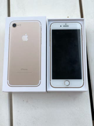Iphone 7 256 GB Dorado