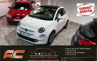 Fiat 500 1.2 Lounge 2018