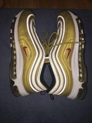 Nike N97 Gold