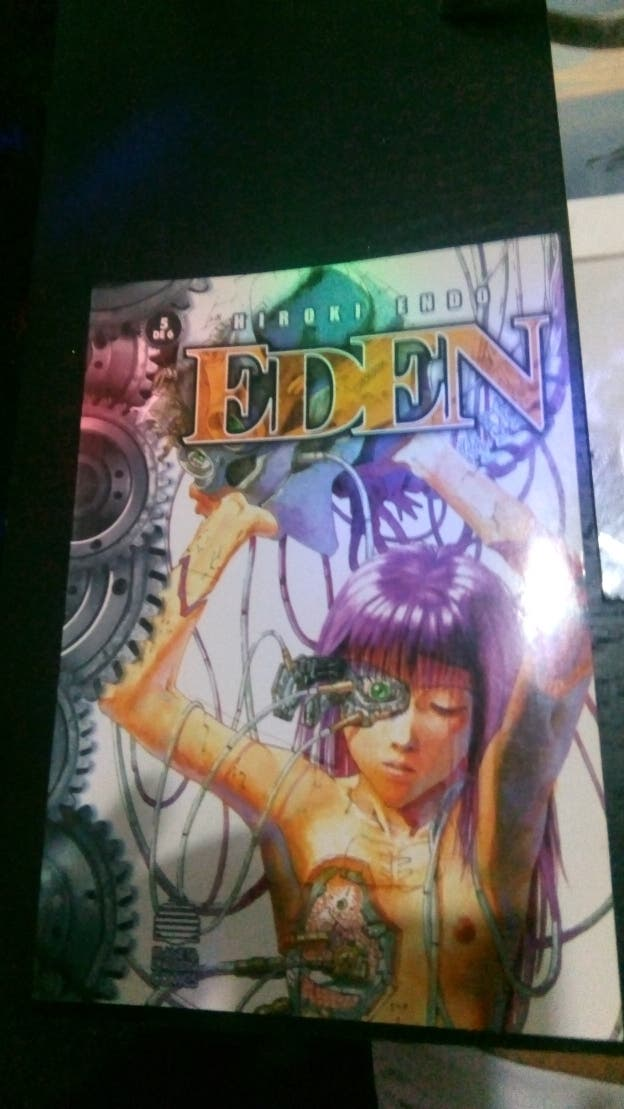 Hirok Hedo (Eden)