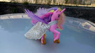 pony princesa cadance .
