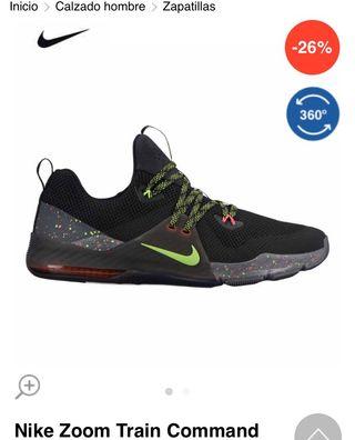 Nike air zoom command