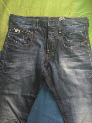 pantalon g_star