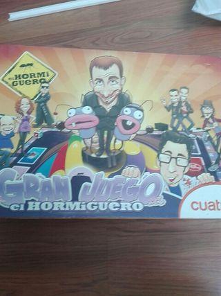 Juego de mesa El Hormiguero