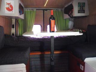 furgoneta vivienda