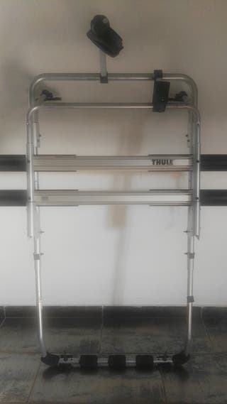 Portabicicletas de portón marca Thule