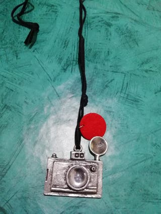 Colgante de cámara de fotos