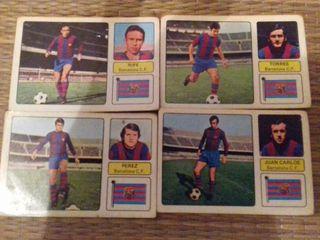 Cromos liga 1973-1974