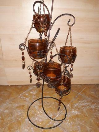 lampara de velas