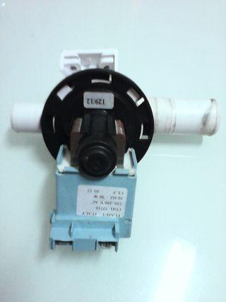 Motor bomba agua lavadora