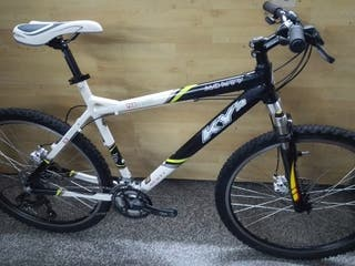 Bicicleta Montaña MONTY Aluminio frenos Disco