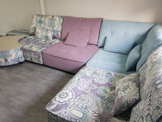 ¡¡oportunidad!! sofa increible
