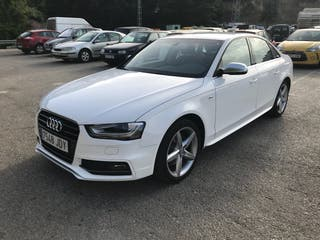 Audi a4 sport edition 2015