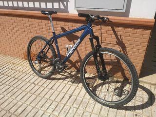 bici con disco merida