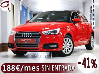Audi A1 Sportback 1.0 TFSI Attraction 70 kW (95 CV)
