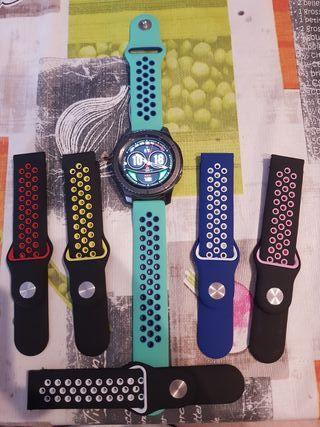 Correas Reloj 22mm Gear S3