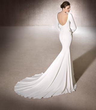 vestido novia St patricks