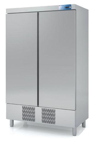 Armario refrigerado de acero inox