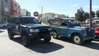 Toyota Land Cruiser hdj80