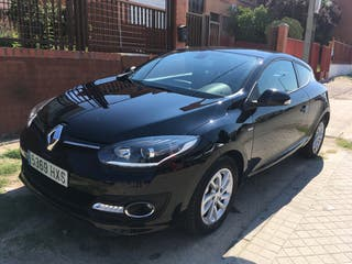Renault Megane Coupe Año 2014