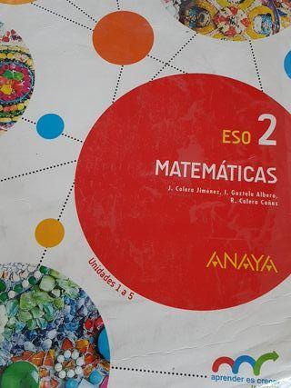 Matemática 2 ESO