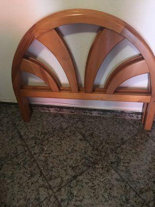 Cabecero cama de segunda mano en Talavera de la Reina - wallapop