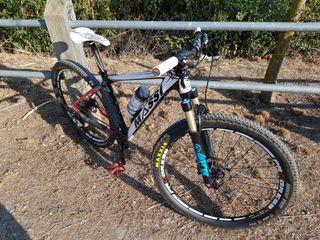 Bicicleta massi de carbono talla m rueda 27.5